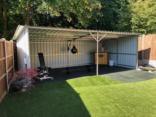 Sports Shelters